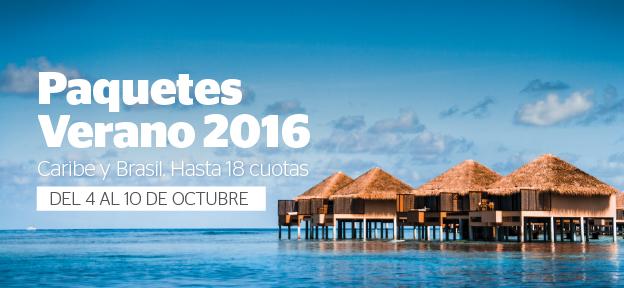 Verano 2016 18 cuotas