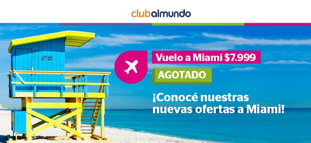 Miami Club AGOTADO