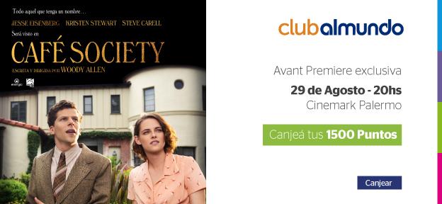 Club Café Society