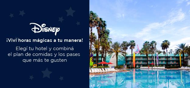 Hoteles Disney