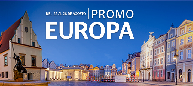 promo europa