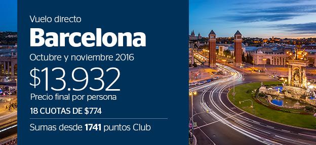 Promo Europa Barcelona