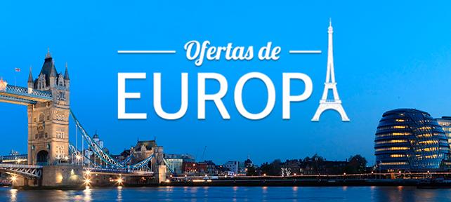 ofertas europa