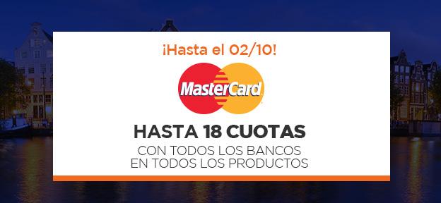 18 MasterCard