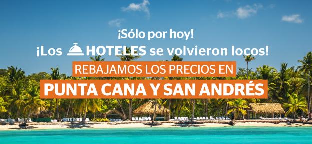 Domingo Semana Loca Hoteles Punta Cana y San Andres