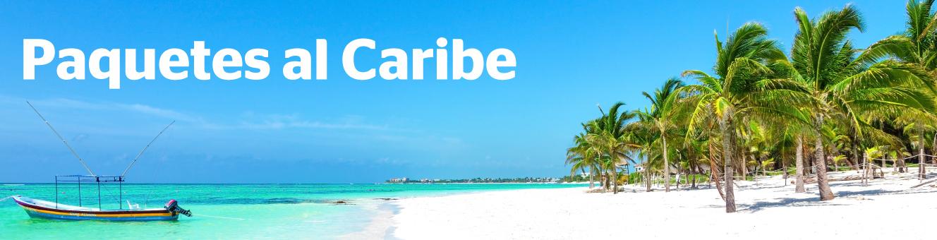 Paquetes al Caribe